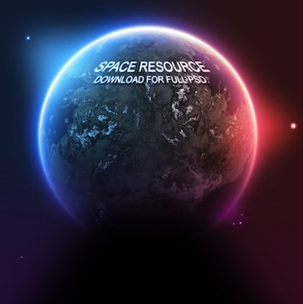 Space resource