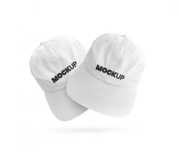 Sport cap mockup