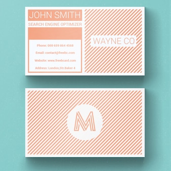 Striped corporate card