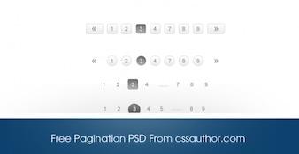 Stylish pagination