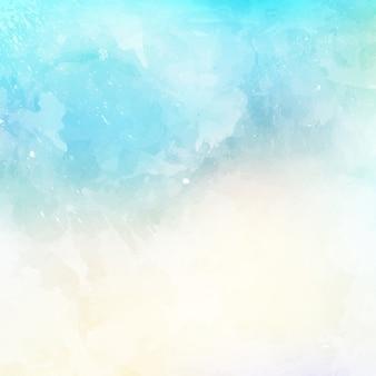 Абстрактный фон с текстурой акварель