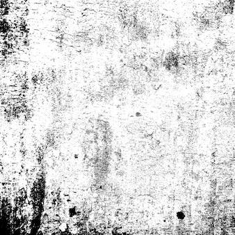 Детальный гранж фон в черно-белом