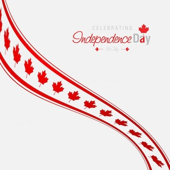 1st of july happy canada day background