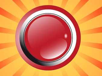 3d alarm red button