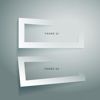 3d frames design