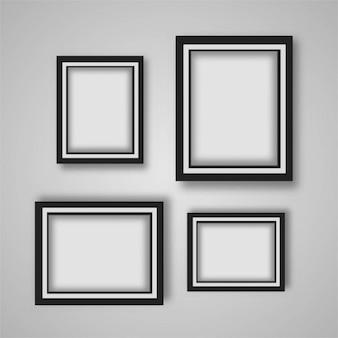 4 realistic frames