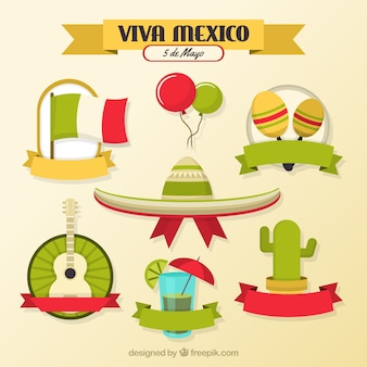 5 de mayo mexican elements