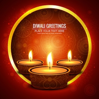 A beautiful red background for diwali