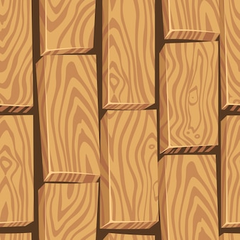 A light wood cartoon style texture