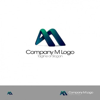 Abstrac logo template
