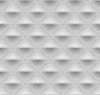 Abstract 3d pattern background