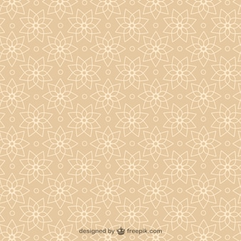 Abstract arabesque background