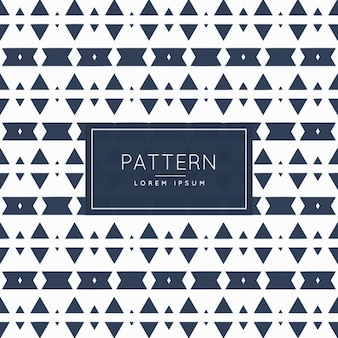 Abstract aztec pattern