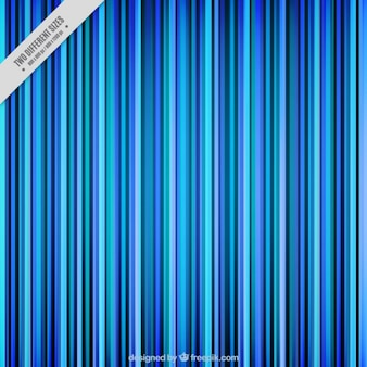 Abstract background of blue stripes