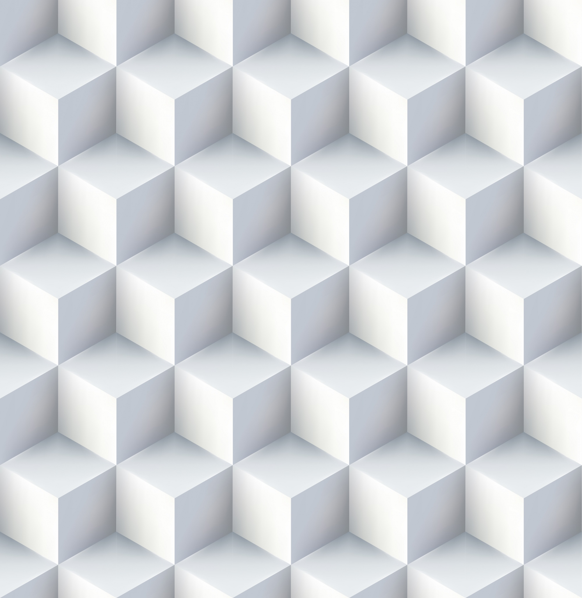 Abstract background with a 3d pattern