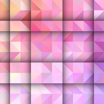Abstract background with a geometric design