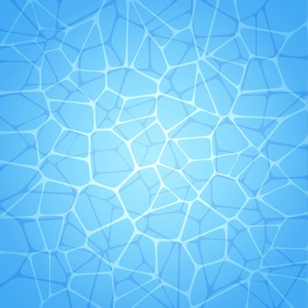 Abstract background with a swimming pool texture