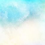 Abstract background with a watercolor texture