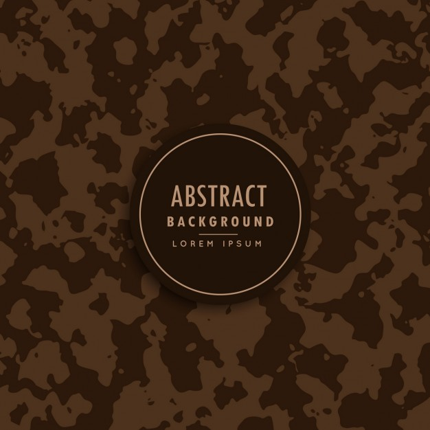 Abstract background with camouflage texture