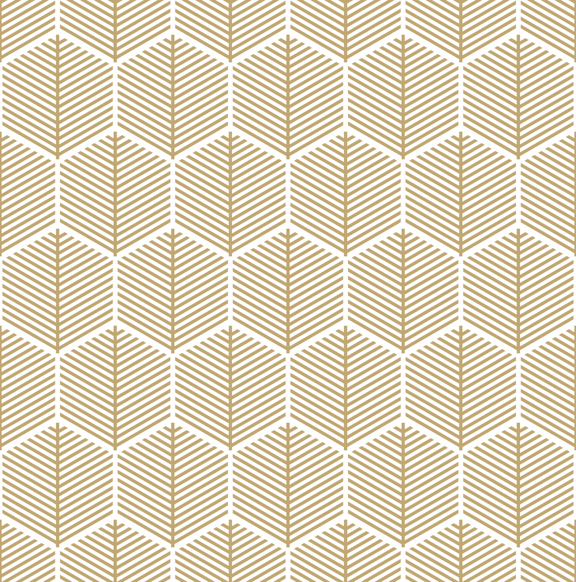 Abstract background with hexagonal pattern