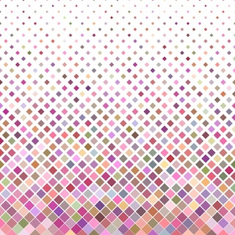Abstract background with multicolored pixels