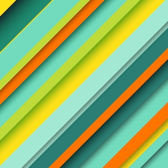 Abstract background with striped pattern