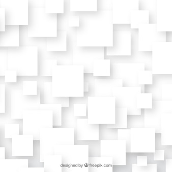 Abstract background with white squares