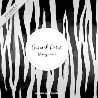 Abstract background with zebra stripes