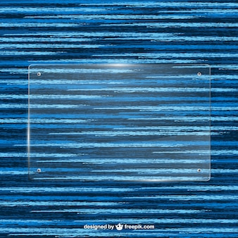 Abstract blue traces background