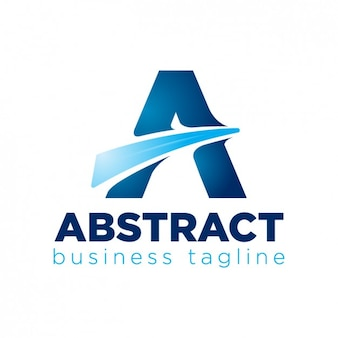 Abstract Business Logo Template