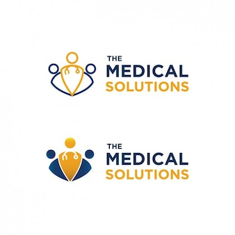 抽象臨床ロゴ
