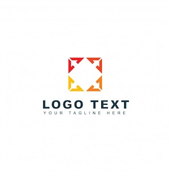 Abstract consulting logo