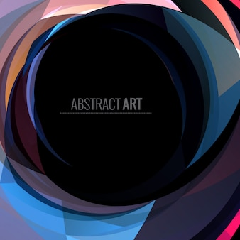 Abstract dark background with space for your text