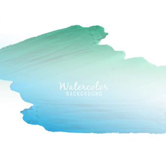 Abstract elegant watercolor background