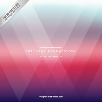 Abstract geometric background in gradient style