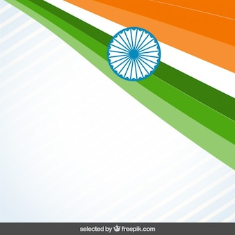 Abstract India background