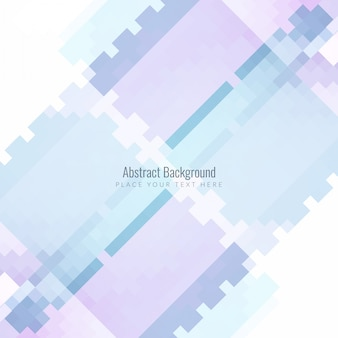 Abstract light blue pixel background