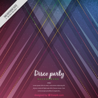 Abstract party background