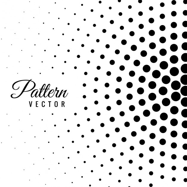 Abstract pattern with dots