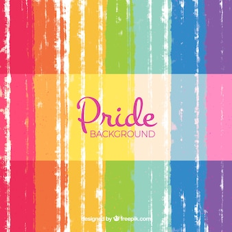 Abstract pride day background