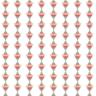 Abstract shapes pattern design