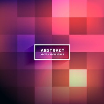 Abstract shiny tiles background
