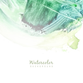 Abstract shiny watercolor background