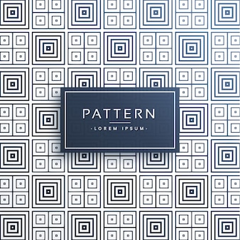 Abstract tile pattern