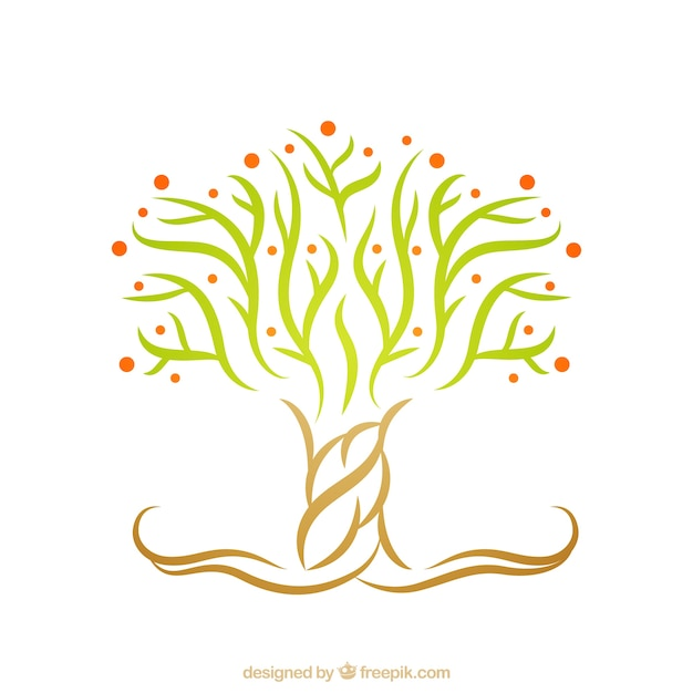40 Creative Tree Logo Design inspiration for you