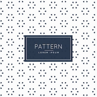 Abstract triangle shapes pattern