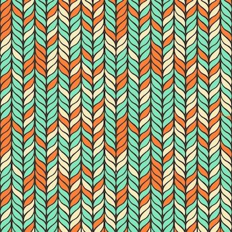 Abstract tribal pattern