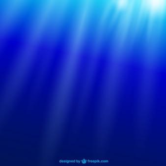 Abstract underwater vector