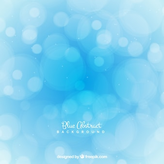 Abstract unfocused background with bokeh effect