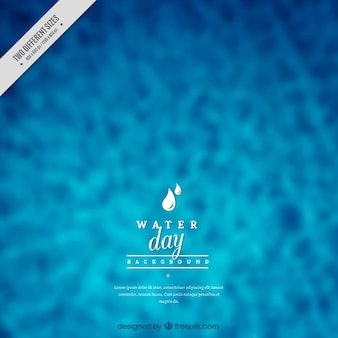 Abstract water background